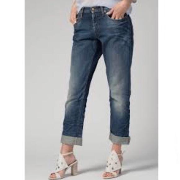 PRPS Denim - PRPS Goods & Co, El Camino Boyfriend Crop Jeans